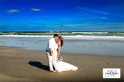 Wedding Photography at Lori Wilson Park and Cocoa Beach Pier in Cocoa Beach, .