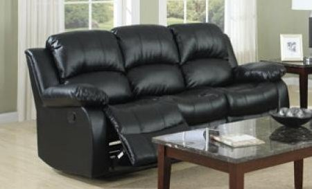how to buy black leather sofa online black leather sofa bed