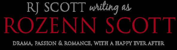 RJ Scott writing as Rozenn Scott