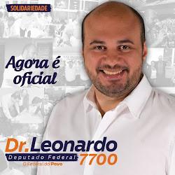 DEPUTADO FEDERAL DR.LEONARDO ALBUQUERQUE