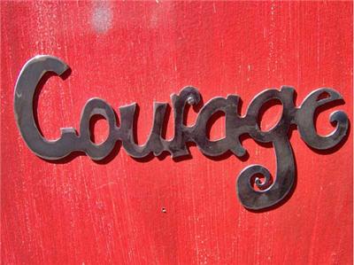 Du courage, du courage !