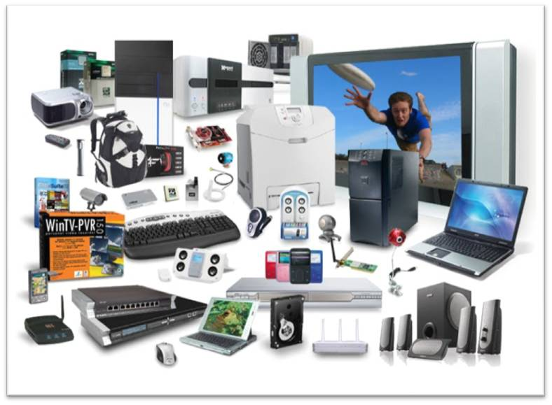 different categories of computer