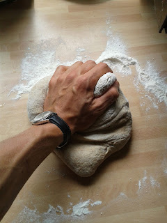 How to make the best whole wheat universal dough step 16