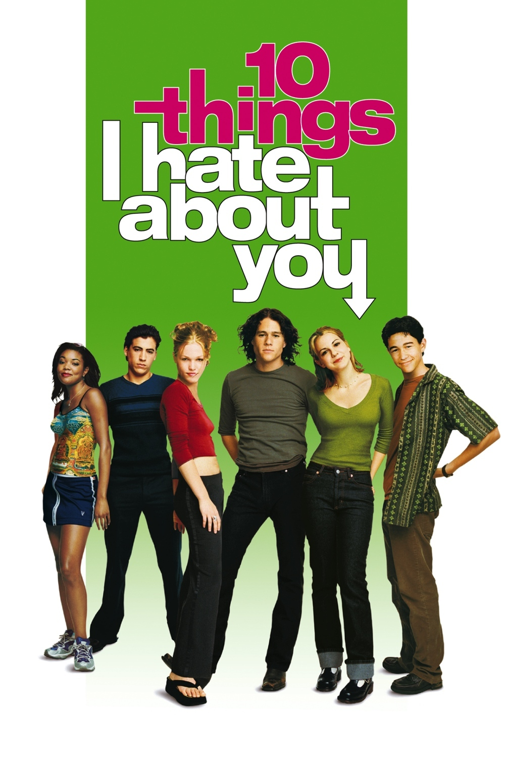 Watch Movie 10 Things I Hate About You Full Streaming