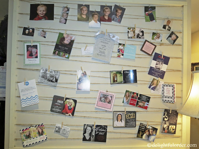 http://blog.delightfulorder.com/2013/07/diy-photo-wall.html