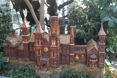 Smithsonian Castle model