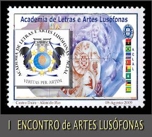I ENCONTRO de ARTES LUSÓFONAS - 5 NOVEMBRO 2011
