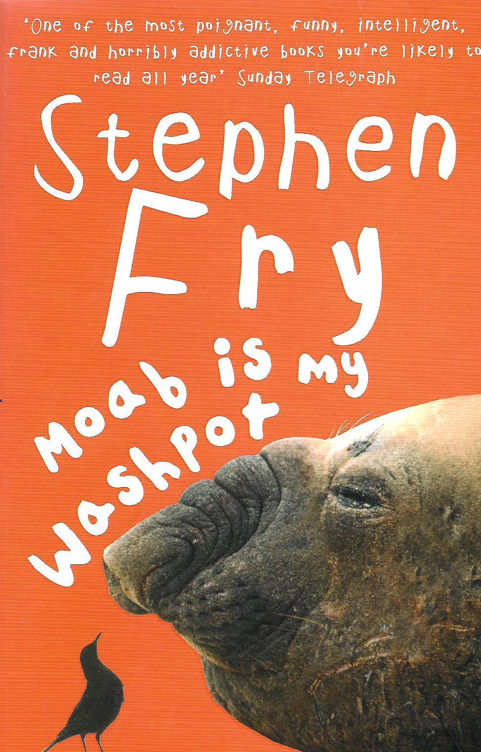 Stephen Fry - Moab is My Washpot - Stephen Fry