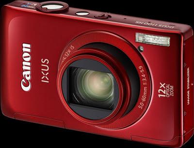 Spesifikasi Canon IXUS 1100 HS