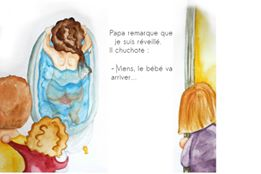 """""""Ma mère, c'est la plus forte"""", un livre pour déconstruire nos peurs face à l'accouchement"""