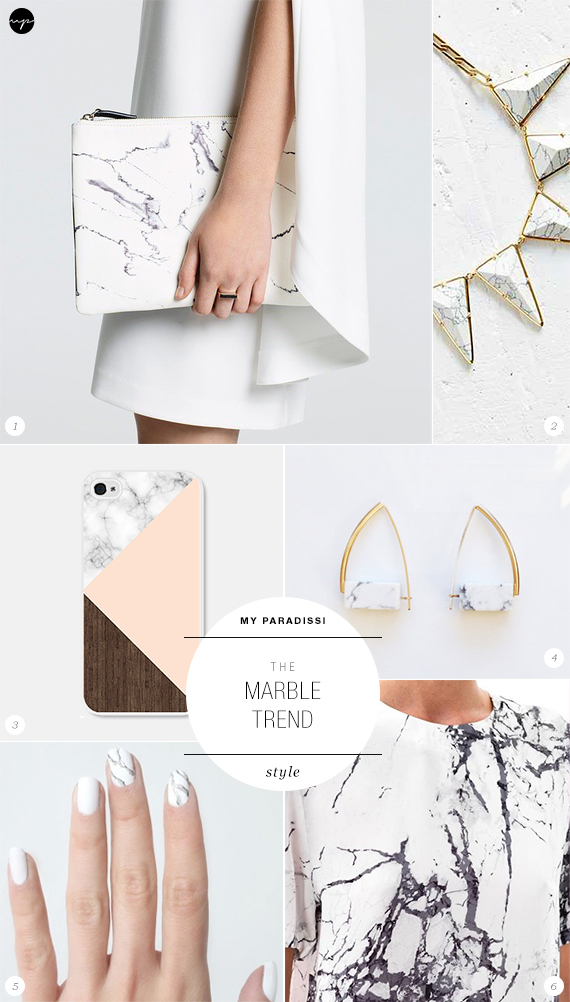 The Marble Trend | Style