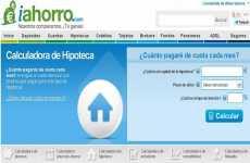 Calcular hipoteca online iAhorro