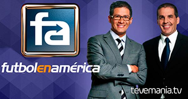 Futbol en America en Vivo - America Television