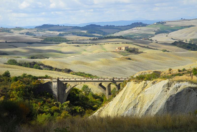 Treno Natura Ponte di Montalceto