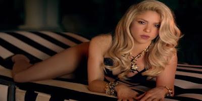 Shakira WAG Gerard Pique