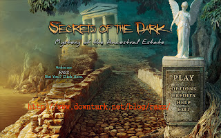 Secrets Of The Dark 3: Mystery Of The Ancestral Estate [BETA]