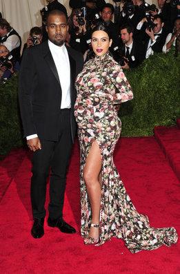 Kim Kardashin - Kanye West