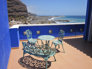 self-catering apartments tazacorte, la palma, canaries