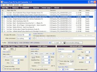 تحميل تنزيل برنامج تحويل الفلاش الى فيديو Pazera FLV to AVI Converter برابط مباشر