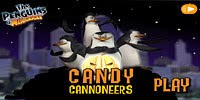 The Penguins of Madagascar Candy Cannoneers