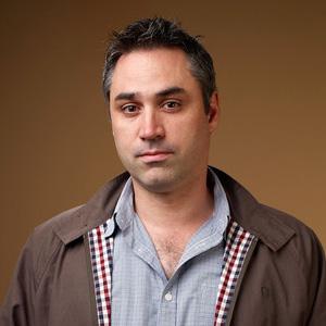 Alex Garland, guionista de Dredd