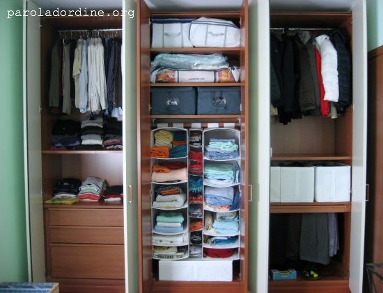 Paroladordine alessandra noseda si organizza la camera - Letto nell armadio ...