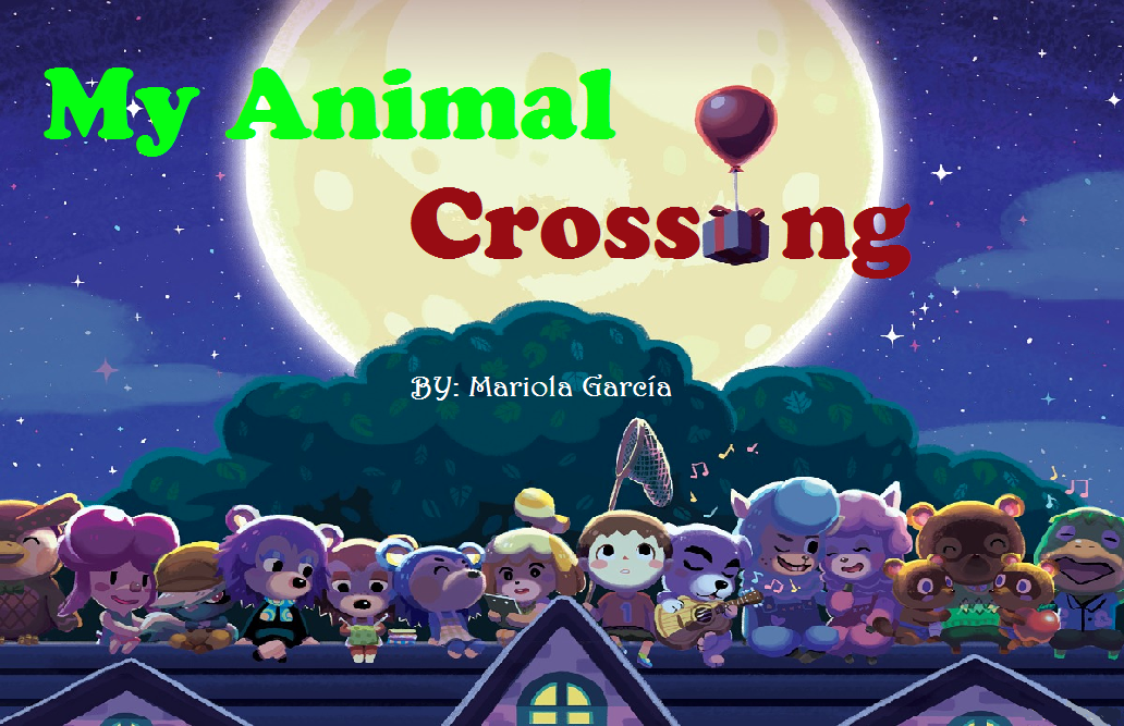 My Animal Crossing