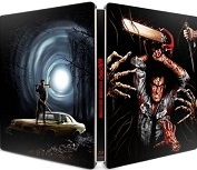 Evil Dead 1 & 2 Double Feature SteelBook - Includes Digital Copy