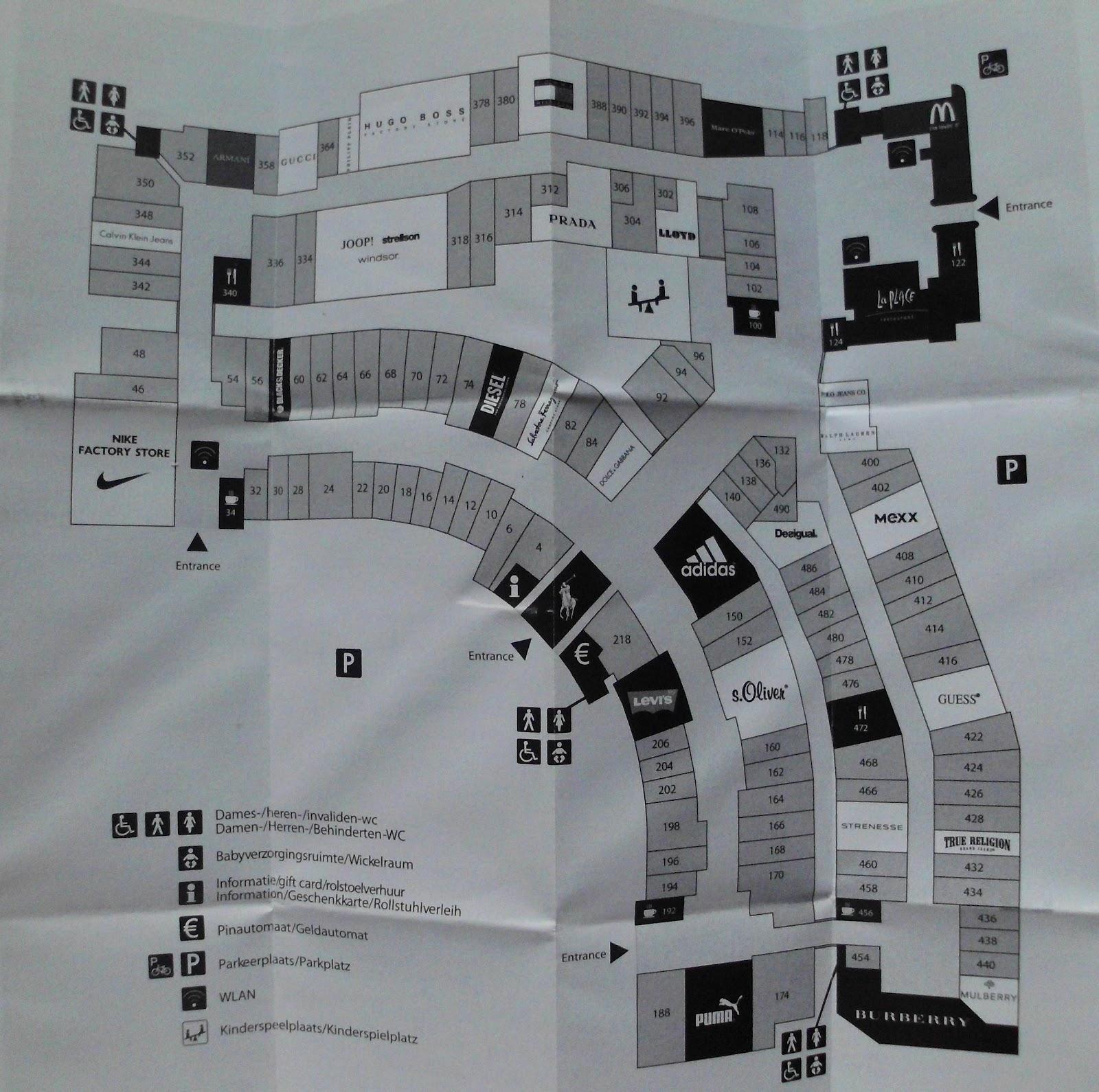 inspiration your lives designer outlet roermond. Black Bedroom Furniture Sets. Home Design Ideas