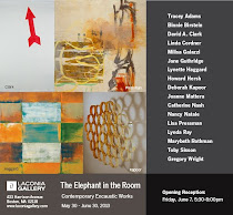 The Elephant in the Room: Contemporary Encaustic Works