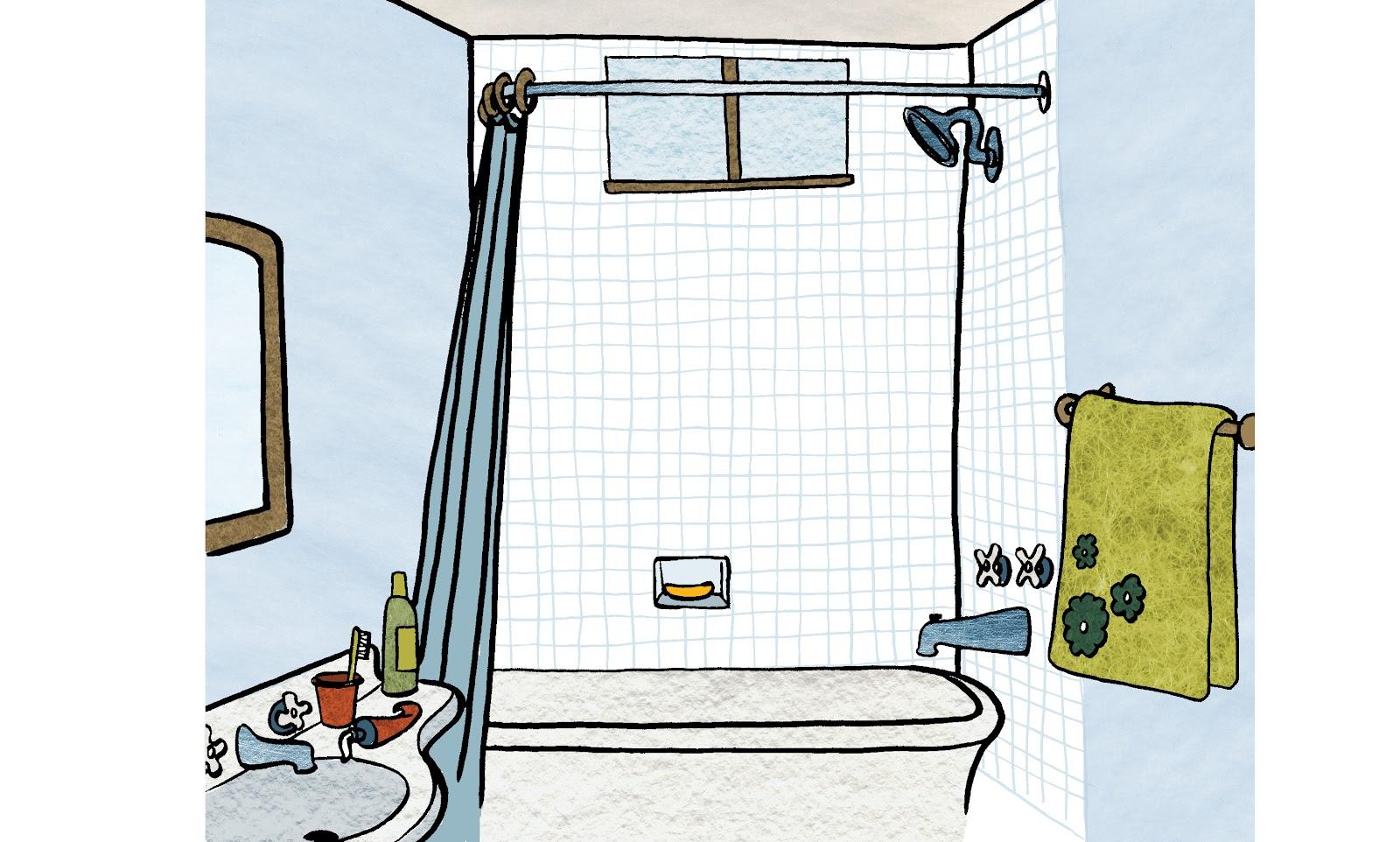 Akiras Wohnung Bathroom01