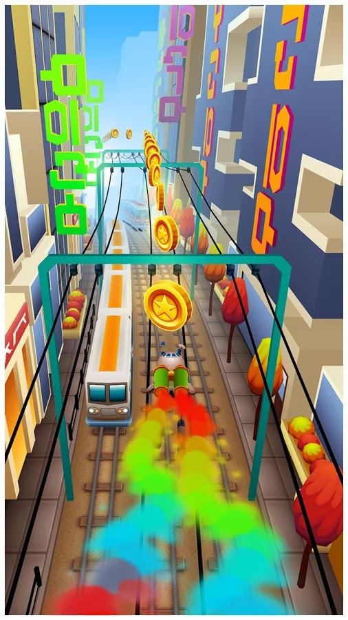 Subway Surfers Seoul v1.34.0 Mod