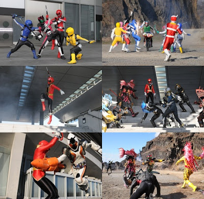 Super Hero Taisen Official Images Posted