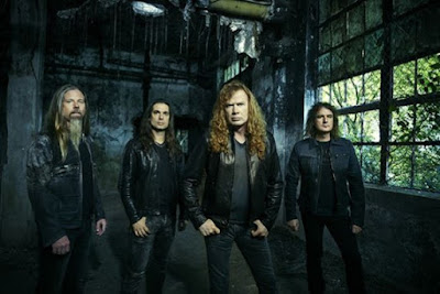 Megadeth - official - 2015