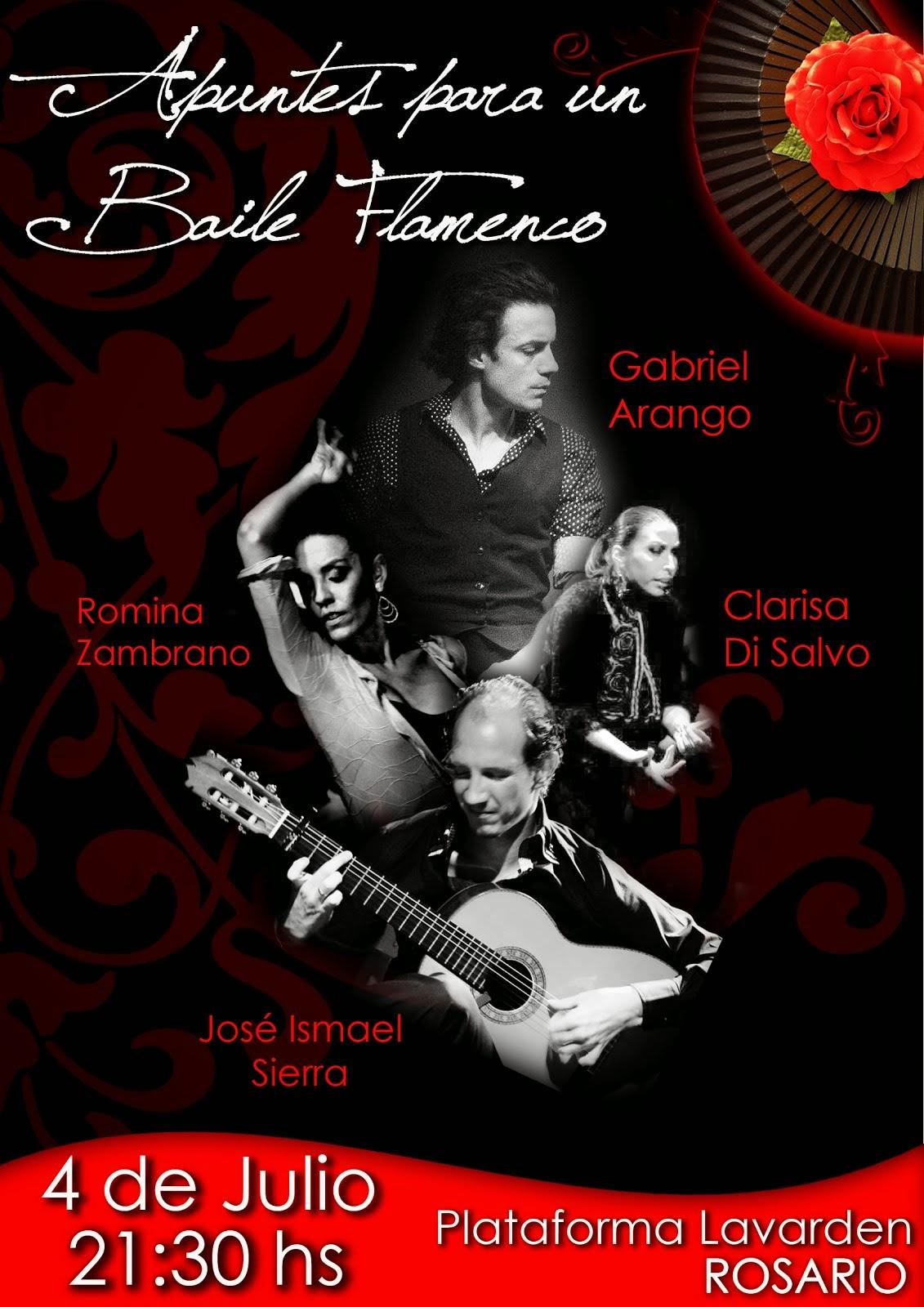show en Rosario