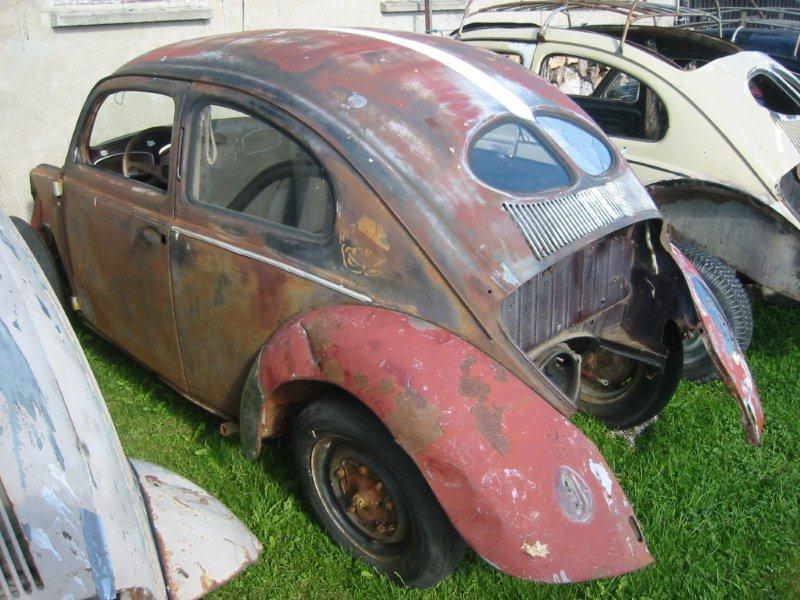 Screwdrivers: For Sale: 1950 VW Split Window Beetle