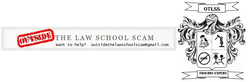 Outside the Law School Scam