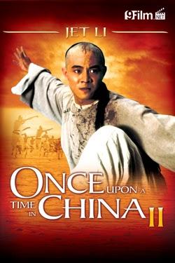 Hoàng Phi Hồng 2: Nam Nhi Đương Tự Cường - Once Upon A Time In China 2