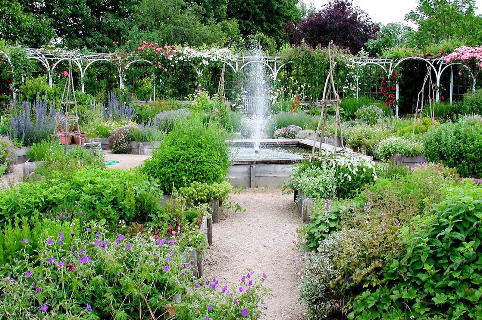 Garden History Matters: New Monastic Garden for the St. Ives Estate ...