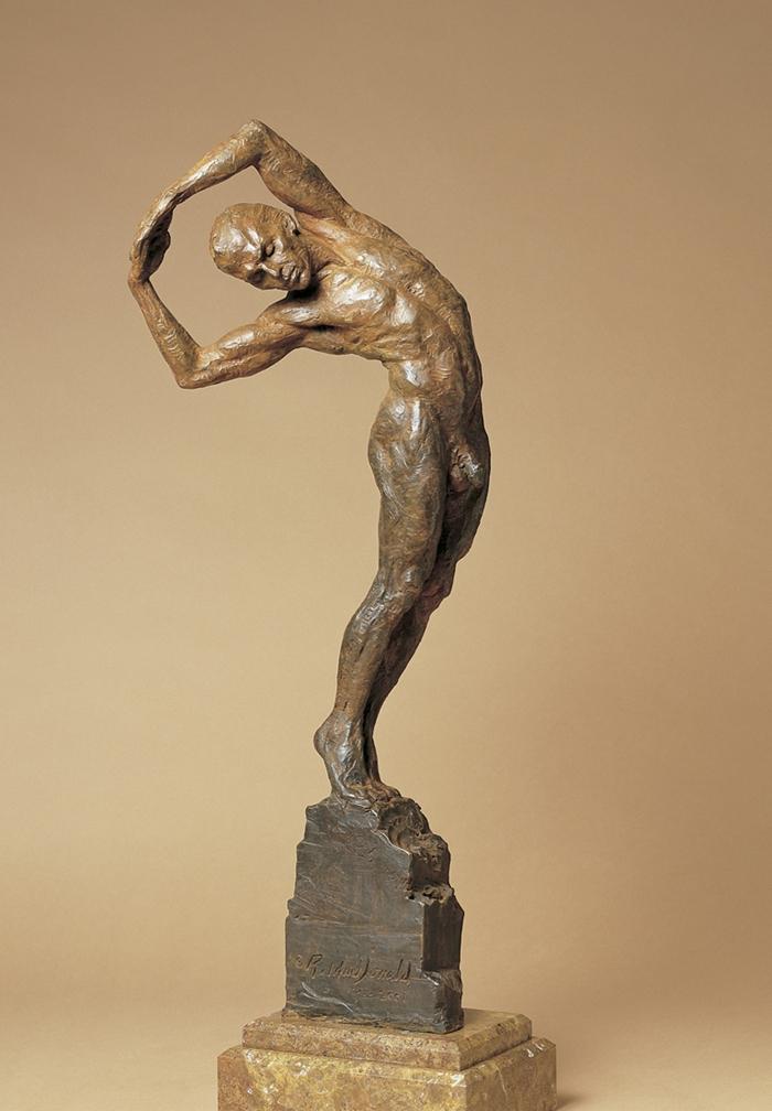 Richard MacDonald 1946 | American figurative sculptor