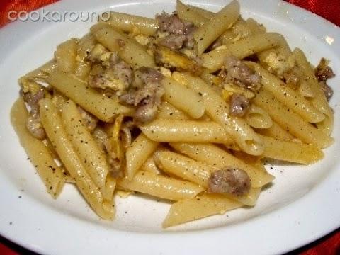 La casetta del food primi piatti pennette alla fabrizi for Primi piatti cucina romana
