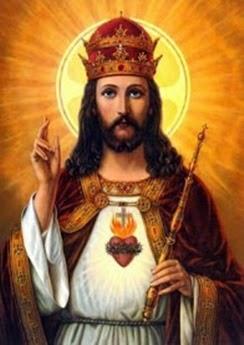 JESUS CRISTO, REI DO UNIVERSO!