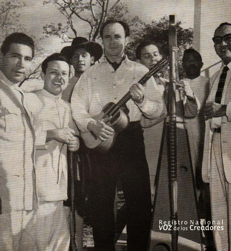 El Príncipe Aly Khan, Mario Suárez, Amado Lovera, Alfredo Rojas...