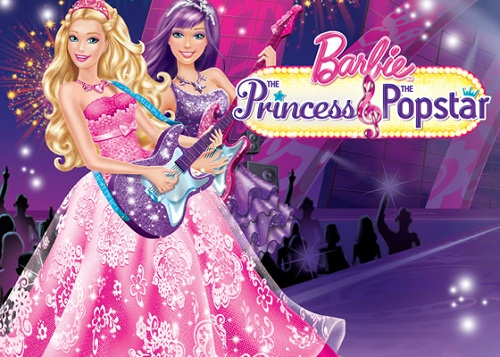 barbie princess and popstar full hd on