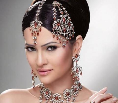 Makeup Styles: Bridel Makeup