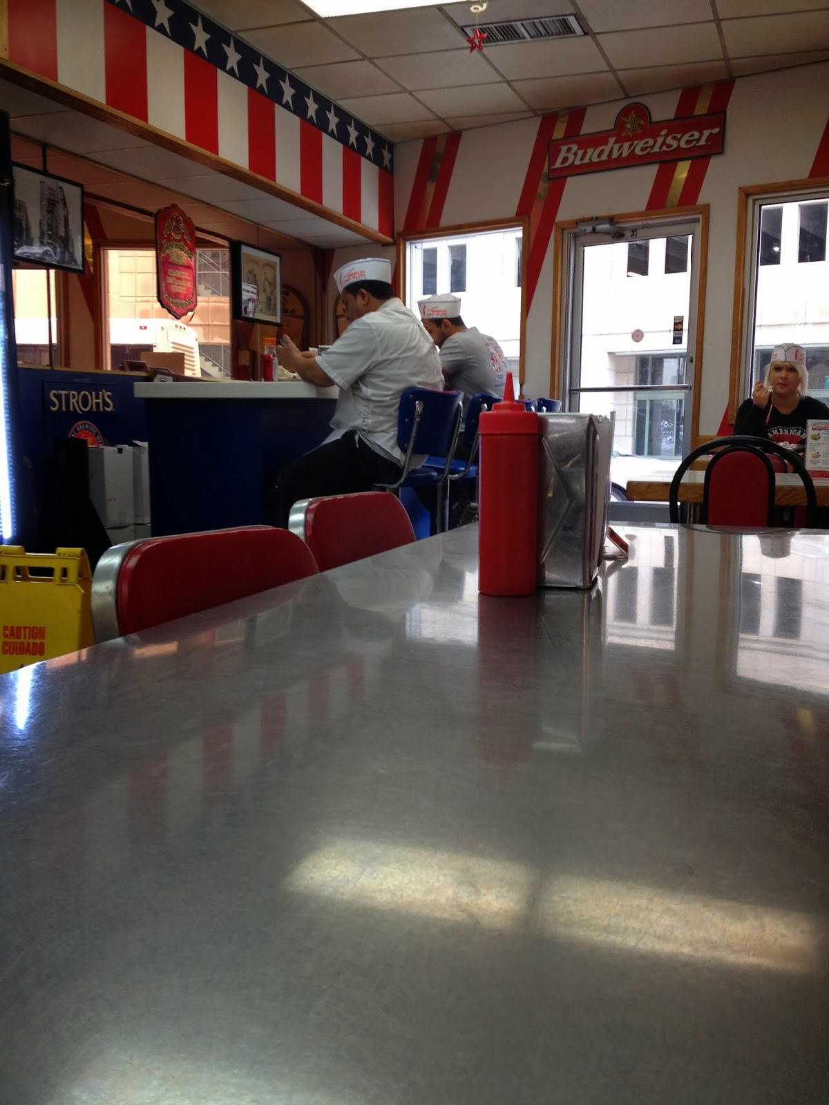 Man Vs Food Detroit Coney Dogs