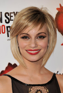 Sassy medium hairstyle1 Hairstyles 2013 Women Medium