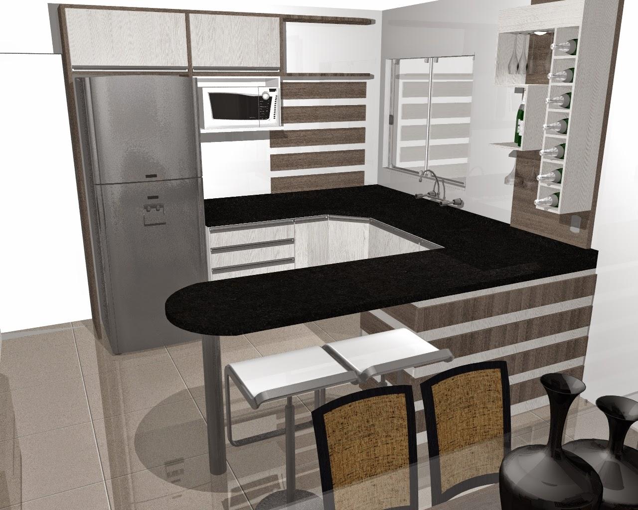 Ambientes Planejados: Quer uma Cozinha Planejada diferente e moderna  #5F4F3E 1280x1024