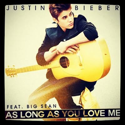 Justin Bieber - As Long As You Love Me Lyrics