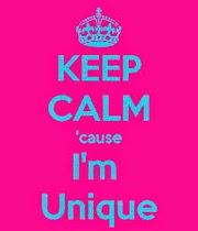 SOY UNICO!!!!!!!!!!!!!!!!!.